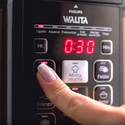 Panela-de-Pressão-Elétrica-Viva-Philips-Walita